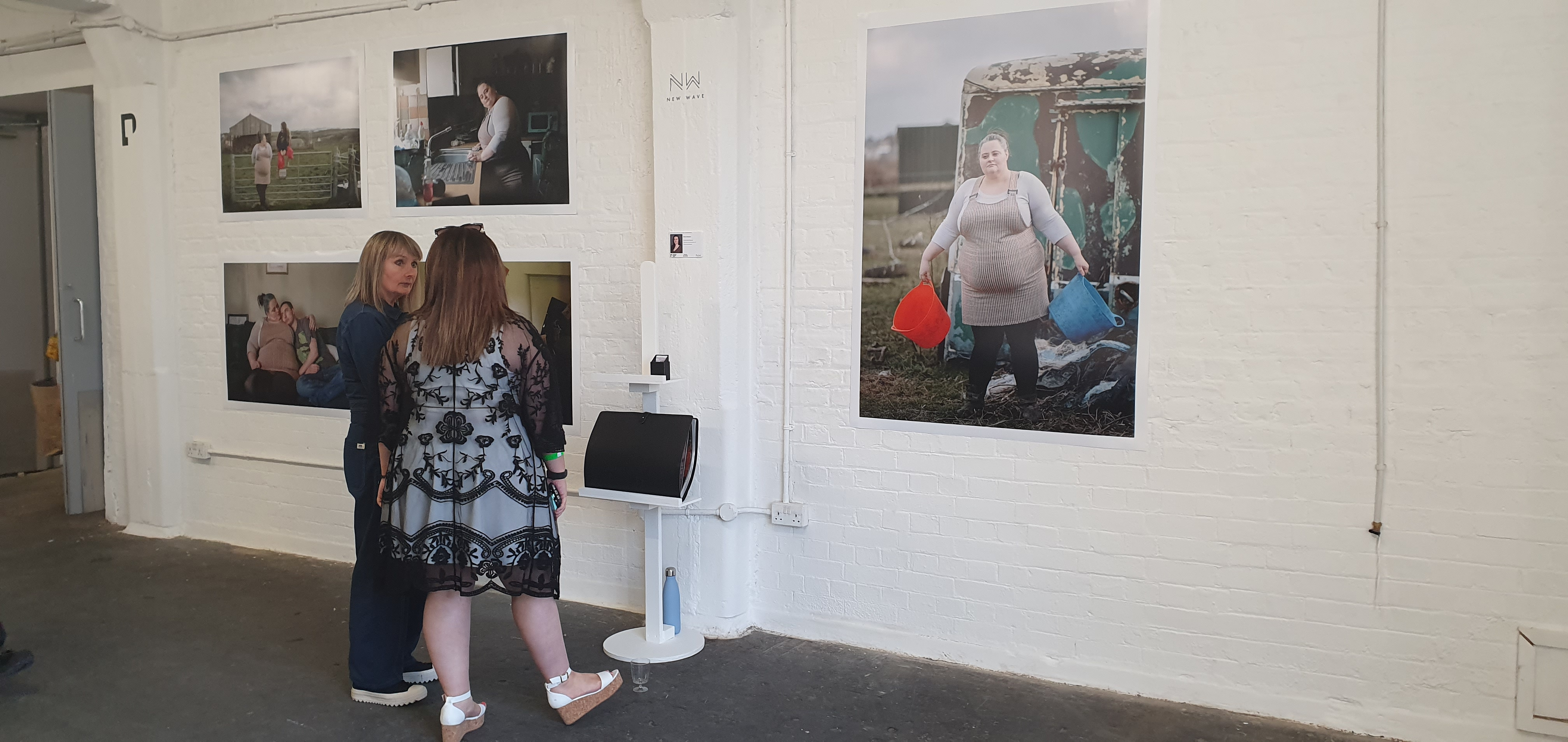 AOP Student Awards shortlisted student, Nicola Simpson, discusses her final major project with top editorial photographer, Olivia Beasley