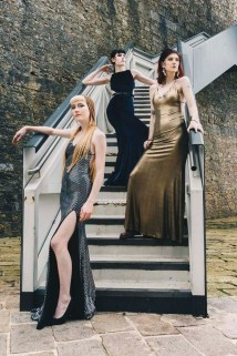 Image: Rosie Hartshorn. Models: Milly Jenkinson, Morgan Elder, Eden Smith