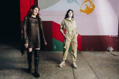 Image: Rosie Hartshorn. Models: Eden Smith, Morgan Elder