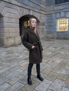 Image: Julia Klimecka. Model Milly Jenkinson