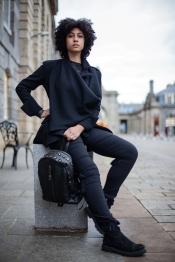 Image: David Boakes. Model: Petra Blank